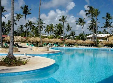 Grand Palladium Bavaro Resort Spa Pool