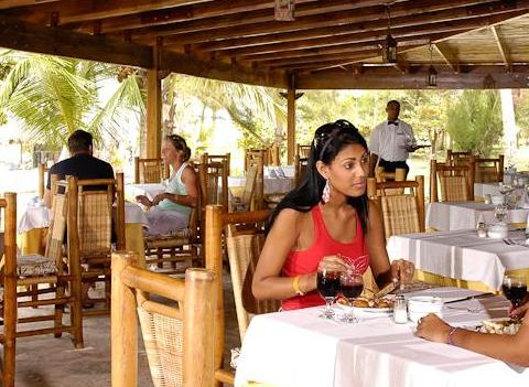 Grand Palladium Bavaro Resort Spa Restaurant