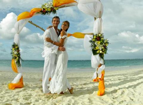Grand Palladium Bavaro Resort Spa Wedding 3