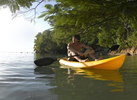 Grand Palladium Jamaica Resort Spa Water Sports Sea Kayaking