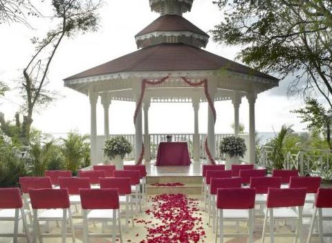 Grand Palladium Jamaica Resort Spa Wedding