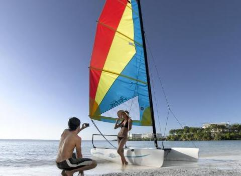 Grand Palladium Jamaica Water Sports Catamaran