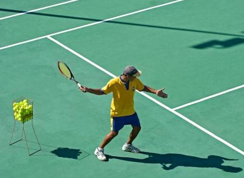 Iberostar Bavaro All Suite Resort Activities Tennis