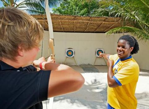 Iberostar Bavaro All Suite Resort Kids Archery
