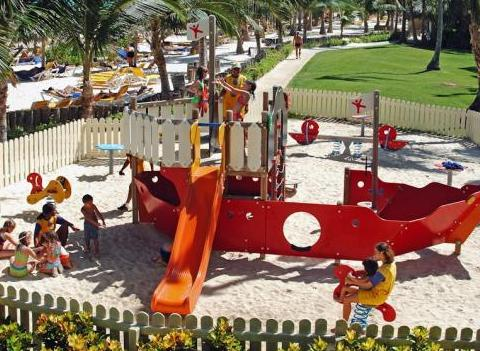 Iberostar Bavaro All Suite Resort Kids Playground