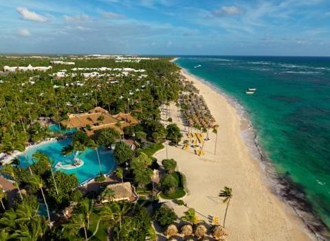 Iberostar Bavaro All Suite Resort Long Sandy Beach