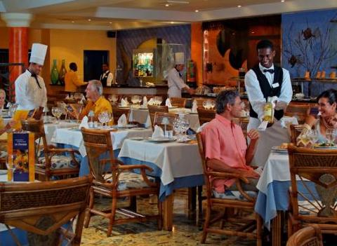 Iberostar Bavaro All Suite Restaurant
