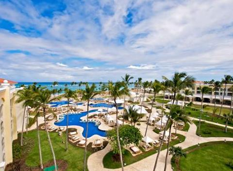 Iberostar Grand Bavaro Free Form Pool 1