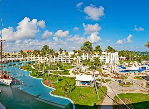 Iberostar Grand Bavaro Free Form Pool