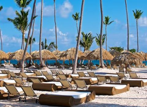 Iberostar Grand Hotel Bavaro Has Beach Beds