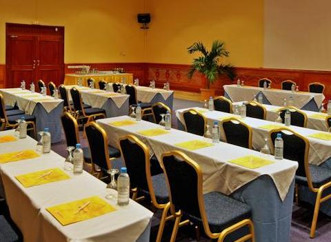 Iberostar Grand Hotel Bavaro Has Meeting Rooms