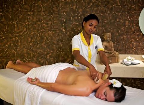 Iberostar Grand Hotel Bavaro Massage At The Tranquil Spa