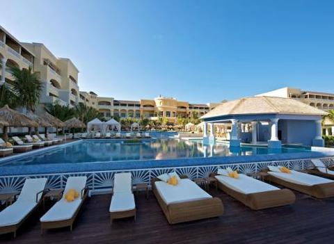 Iberostar Grand Hotel Rose Hall Pool Loungers