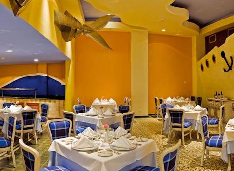 Iberostar Hall Rose Suites Mare Nostrum Mediterranean Restaurant