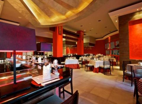 Japanese Restaurant At Iberostar Grand Rose Hall