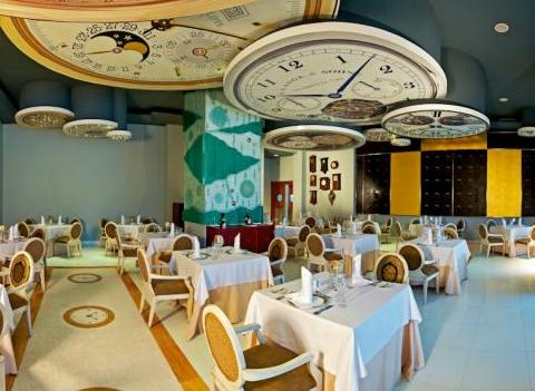 Le Tourbillon Gourmet Restaurant At Iberostar Grand Bavaro