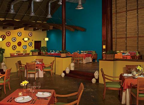 Now Larimar Punta Cana Restaurant 3