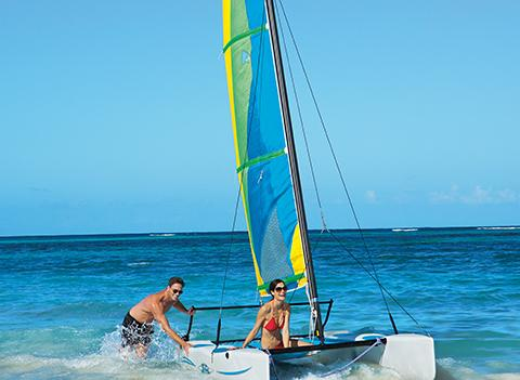 Now Larimar Punta Cana Water Sports