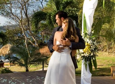 Papagayo Resort Spa Wedding 1