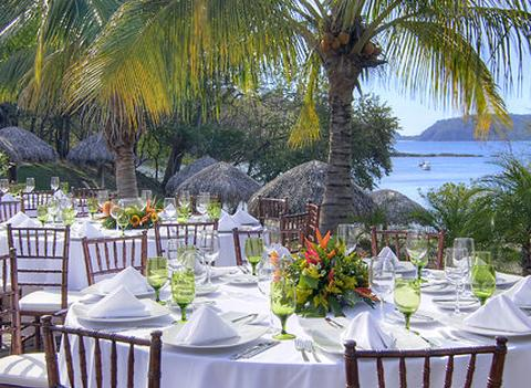 Papagayo Resort Spa Wedding
