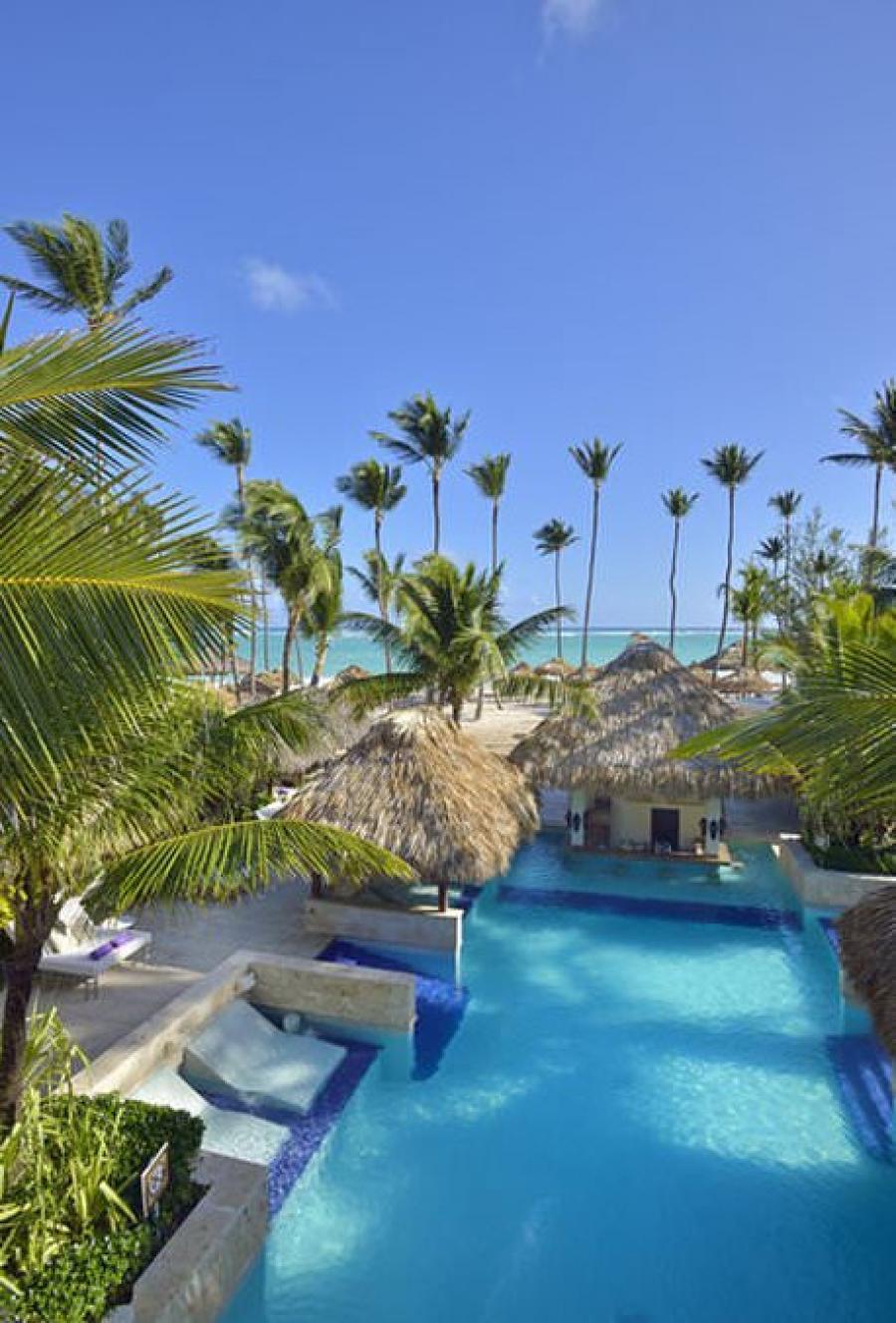 Paradisus punta cana all inclusive beach resort for Punta cana dominican republic vacation