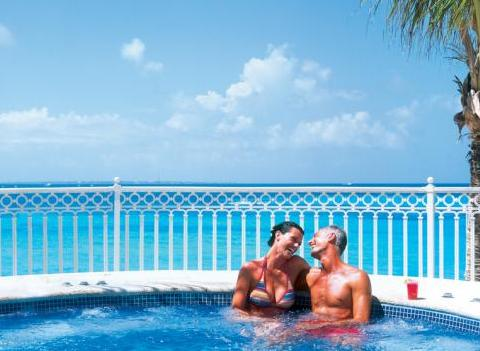 Pools Riu Cancun Jacuzzi