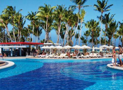 Pools Riu Palace Bavaro 1
