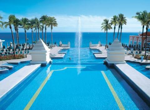Pools Riu Palace Cabo San Lucas