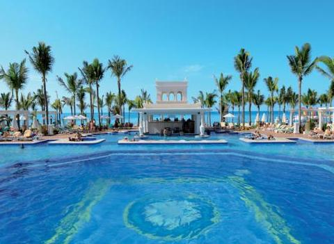 Pools Riu Palace Pacifico