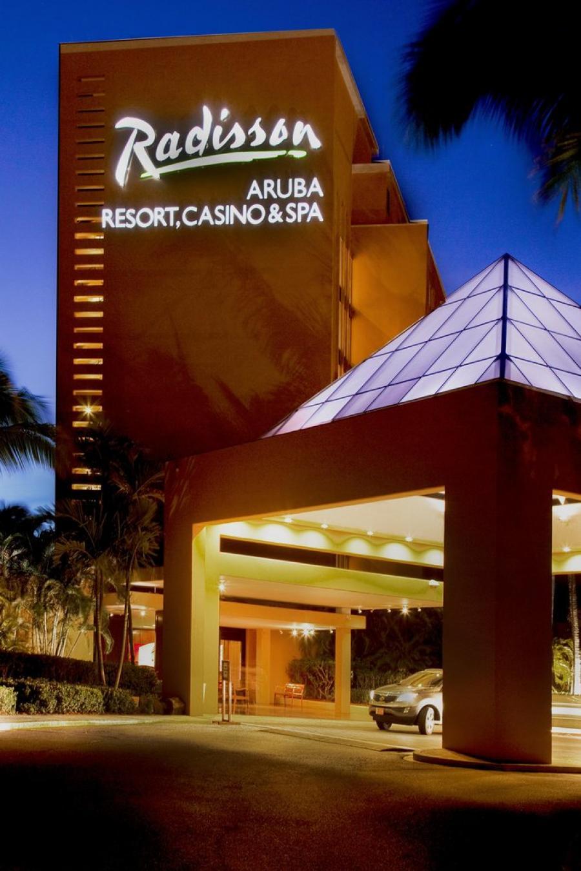 Radisson Aruba Resort Casino