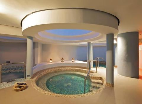 Relaxing Spa At Iberostar Rose Hall Suites