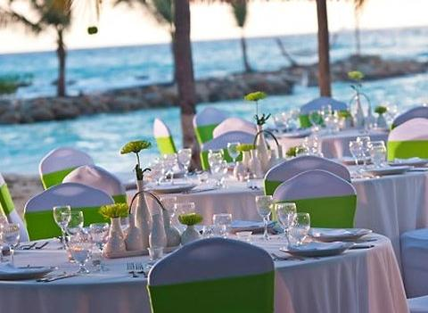 Renaissance Aruba Resort Casino Wedding 1