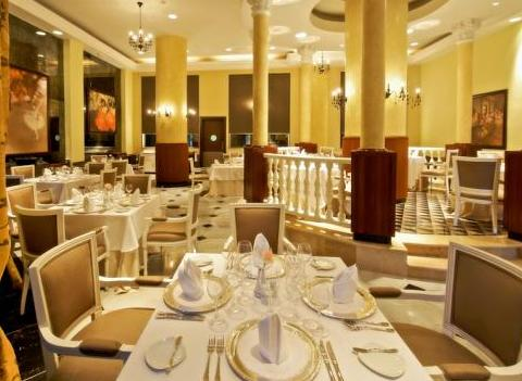 Restaurants At Iberostar Grand Rose Hall