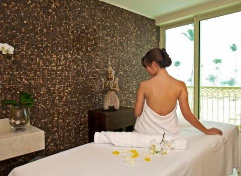Restful Spa At The Iberostar Grand Bavaro