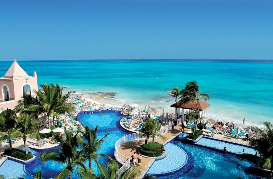 Riu Cancun All Inclusive Beach Resort
