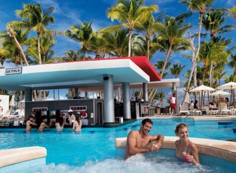 Riu Palace Bavaro Pool Bar