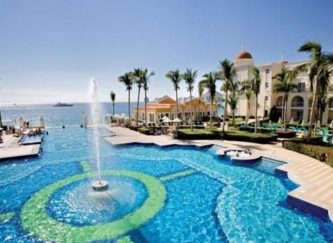 Riu Palace Cabo San Lucas Pools
