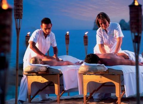 Riu Palace Cabo San Lucas Spa Couples Massage