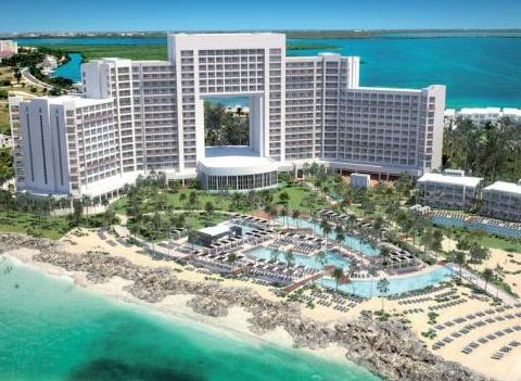 Riu Palace Peninsula Beach 1