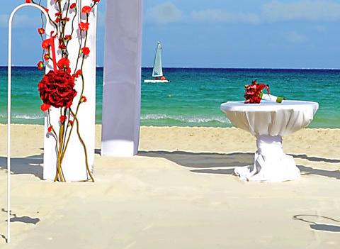 Royal Hideaway Playacar Wedding
