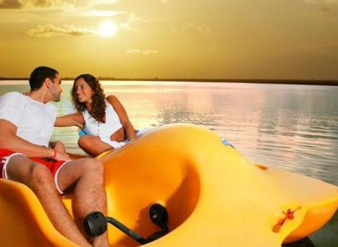 Royal Solaris Cancun Activities