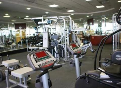 Royal Solaris Cancun Health Club