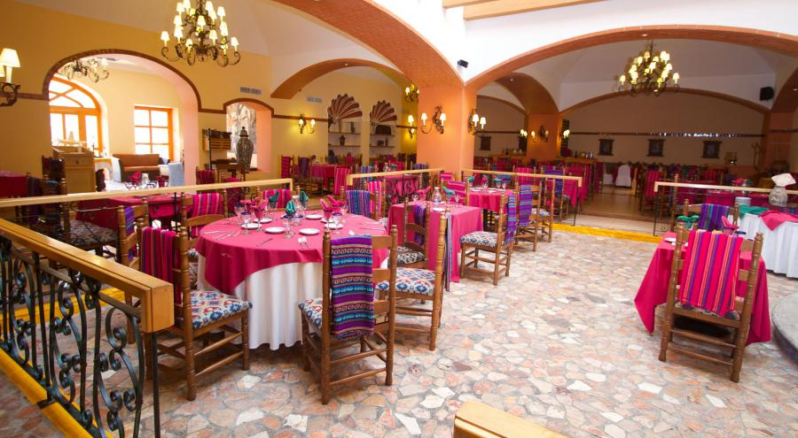 Royal solaris los cabos cabo san lucas for Romantic restaurant san jose