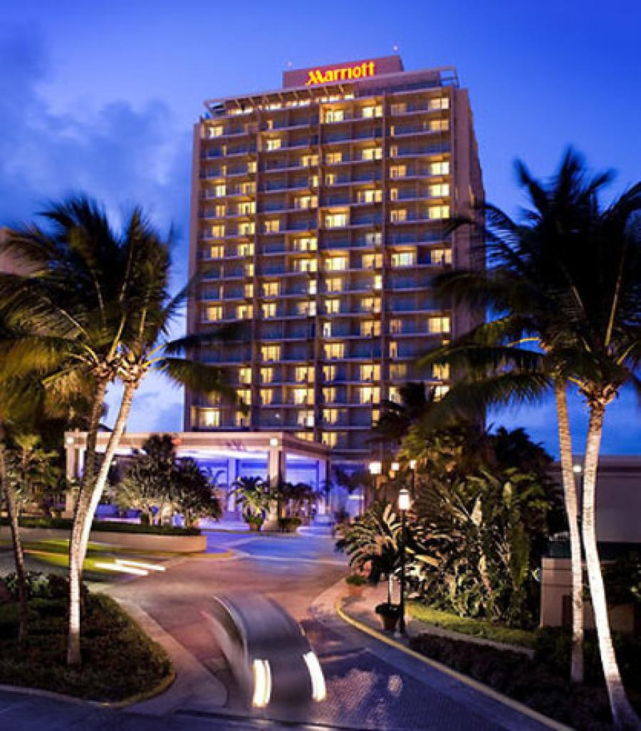 san juan resort & stellaris casino marriott
