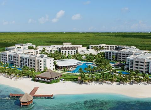Secrets Silversands Riviera Cancun Beach