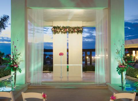Secrets Silversands Riviera Cancun Wedding 2