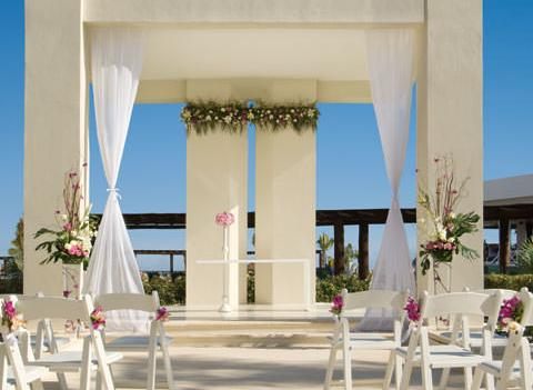 Secrets Silversands Riviera Cancun Wedding 3