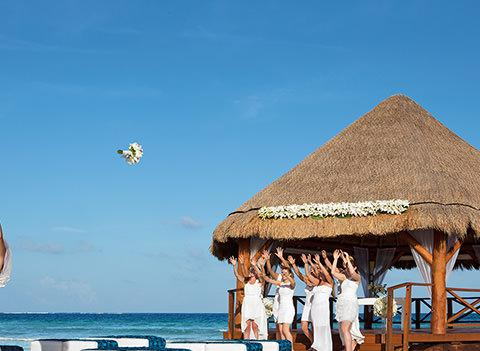 Secrets Silversands Riviera Cancun Wedding
