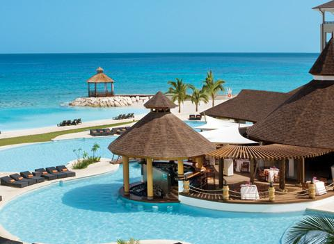 Secrets Wild Orchid Montego Bay Pool
