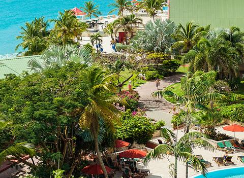 Sonesta Maho Beach Resort Casino Pool 1